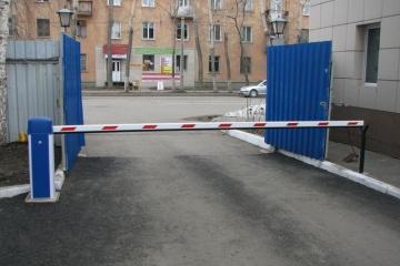 Автомобильные шлагбаумы в Курске